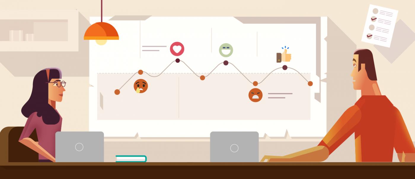 cách bản đồ hành trình khách hàng cải thiện trải nghiệm khách hàng