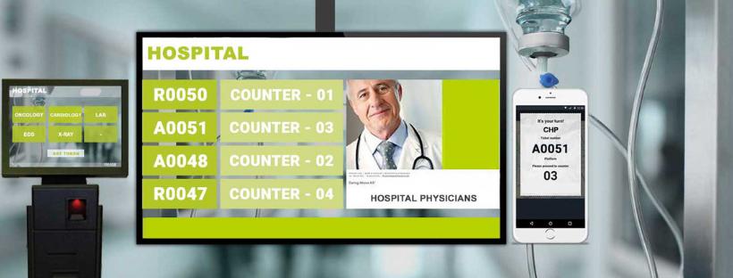 cách hệ thống xếp hàng cải thiện chất lượng dịch vụ ở bệnh viện, phòng khám