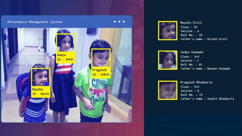 giái pháp chấm công, điểm danh bằng nhận diện khuôn mặt
