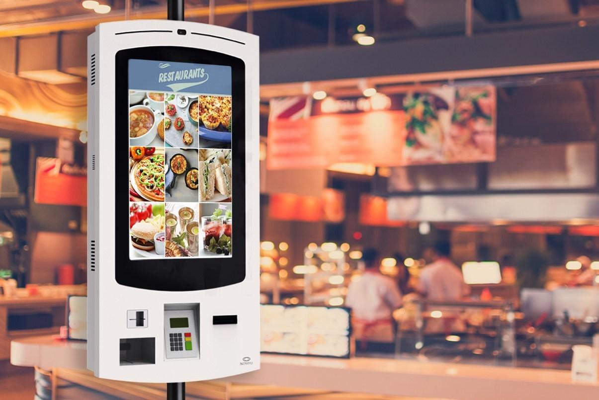 lợi ích của kiosk tự phục vụ trong nhà hàng