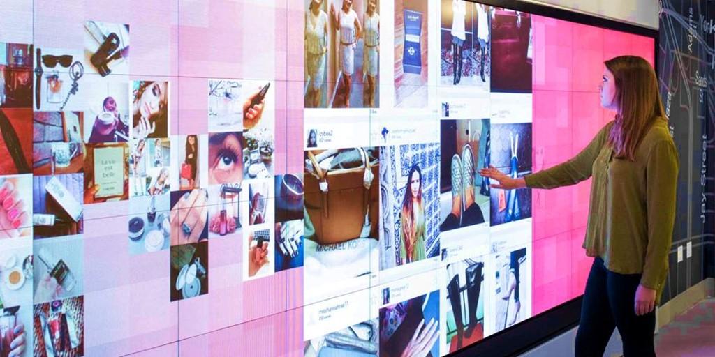 tạo nội dung thu hút trên digital signage