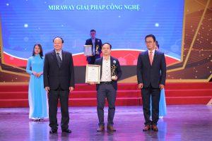 """Miraway Nhận Danh Hiệu """"Thương Hiệu Tiêu Biểu Châu Á – Thái Bình Dương 2020"""""""