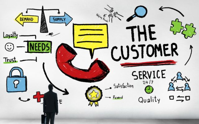 dịch vụ khách hàng hậu covid