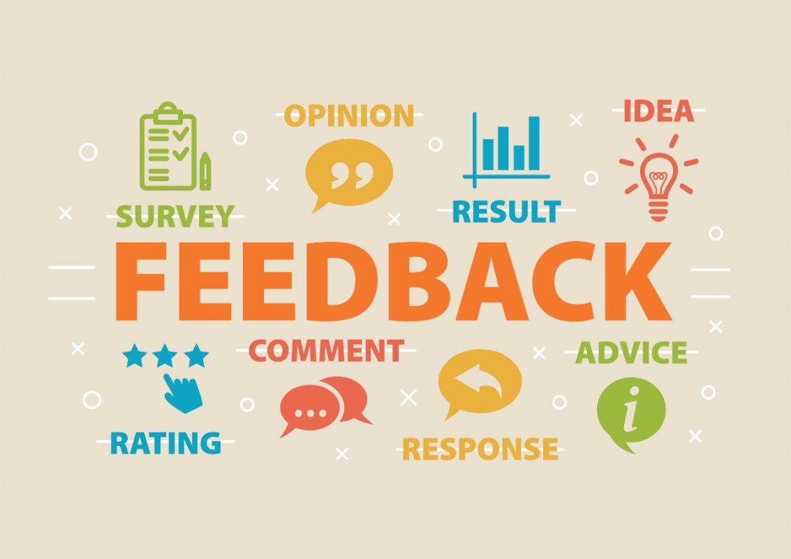 khảo sát phản hồi khách hàng
