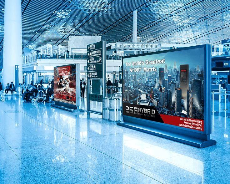 digital signage lĩnh vực bán lẻ