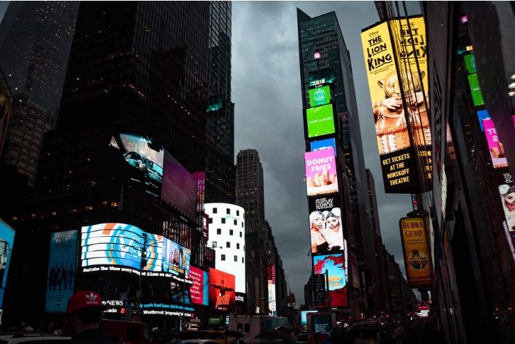 xu hướng digital signage trong năm 2021