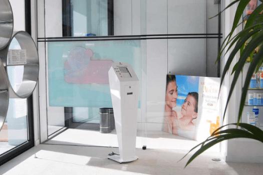 Digital Signage trong lĩnh vực sức khỏe